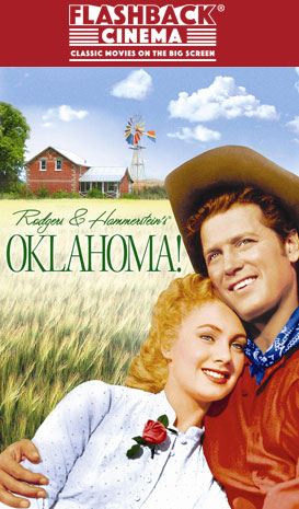 Poster of Oklahoma! (1955)