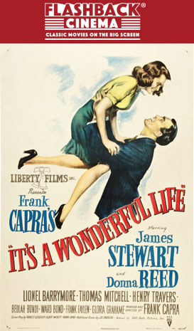 Poster of It's a Wonderful Life (1946)