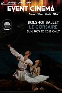 Poster of Bolshoi Ballet: Le Corsaire