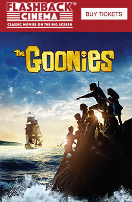 Poster of The Goonies