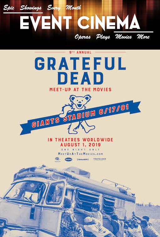 Poster of Grateful Dead Meet-Up 2019