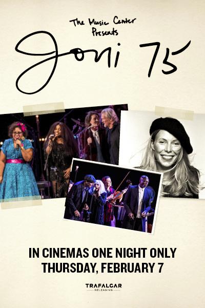 Poster of Joni 75: A Birthday Celebration