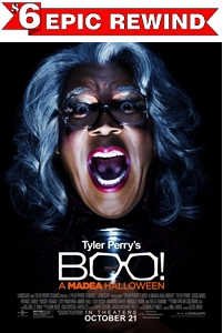 Poster of Tyler Perry's Boo! A Madea Halloween (2016)
