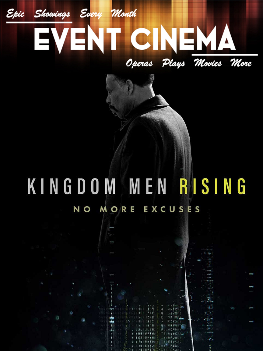 Poster of Kingdom Men Rising