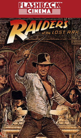Poster of Raiders of the Lost Ark