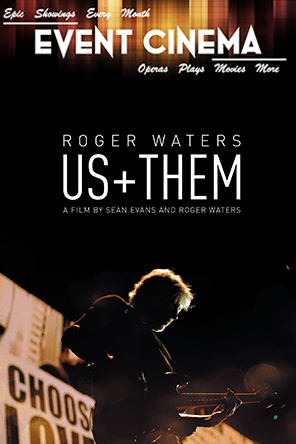 Poster of Roger Waters - Us + Them