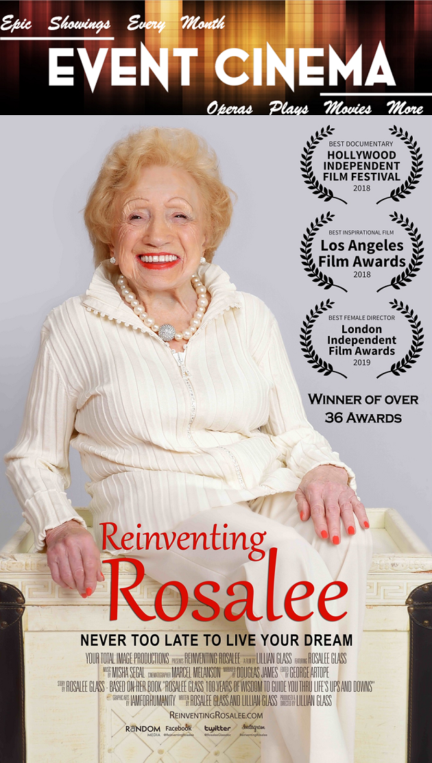 Poster of Reinventing Rosalee