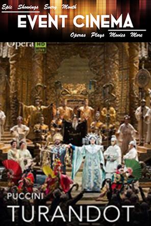 Poster of The Metropolitan Opera: Turandot