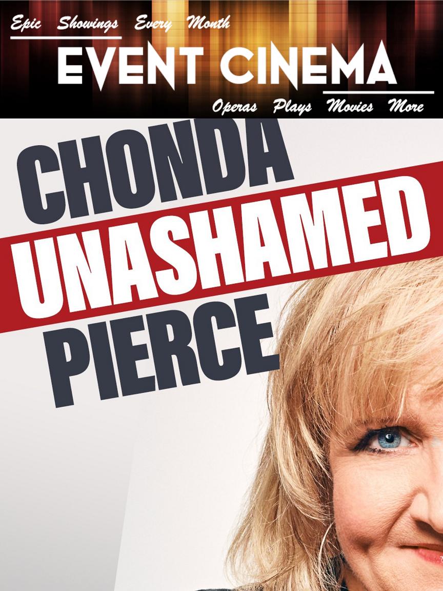 Poster of Chonda Pierce: Unashamed