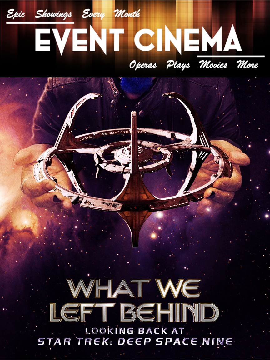Poster of What We Left Behind: Star Trek DS9