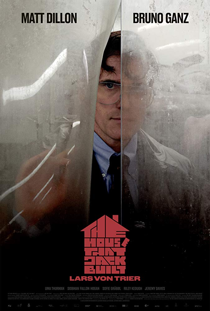 Poster of The House That Jack Built (Director's...