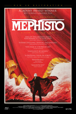 Poster for Mephisto