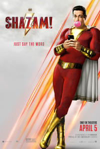 Poster for Fandango Early Access: Shazam!