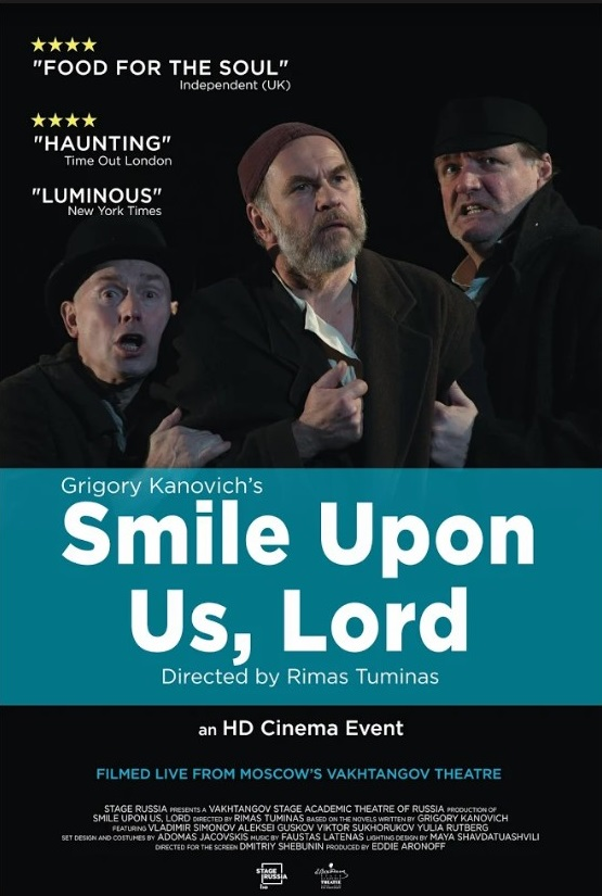 Poster of Stage Russia: Smile Upon Us, Lord