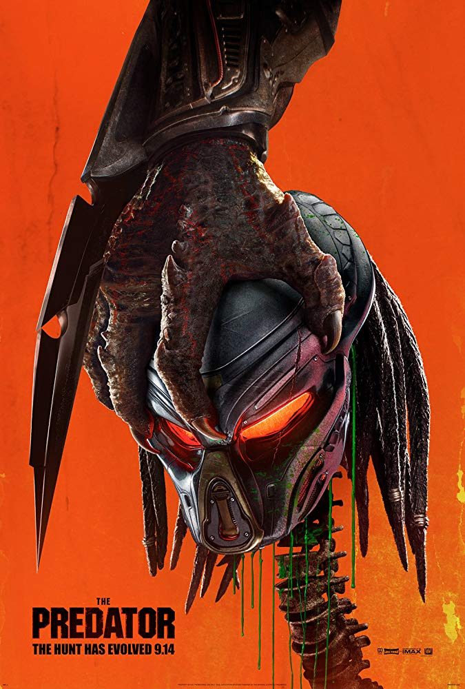 Poster of The Predator