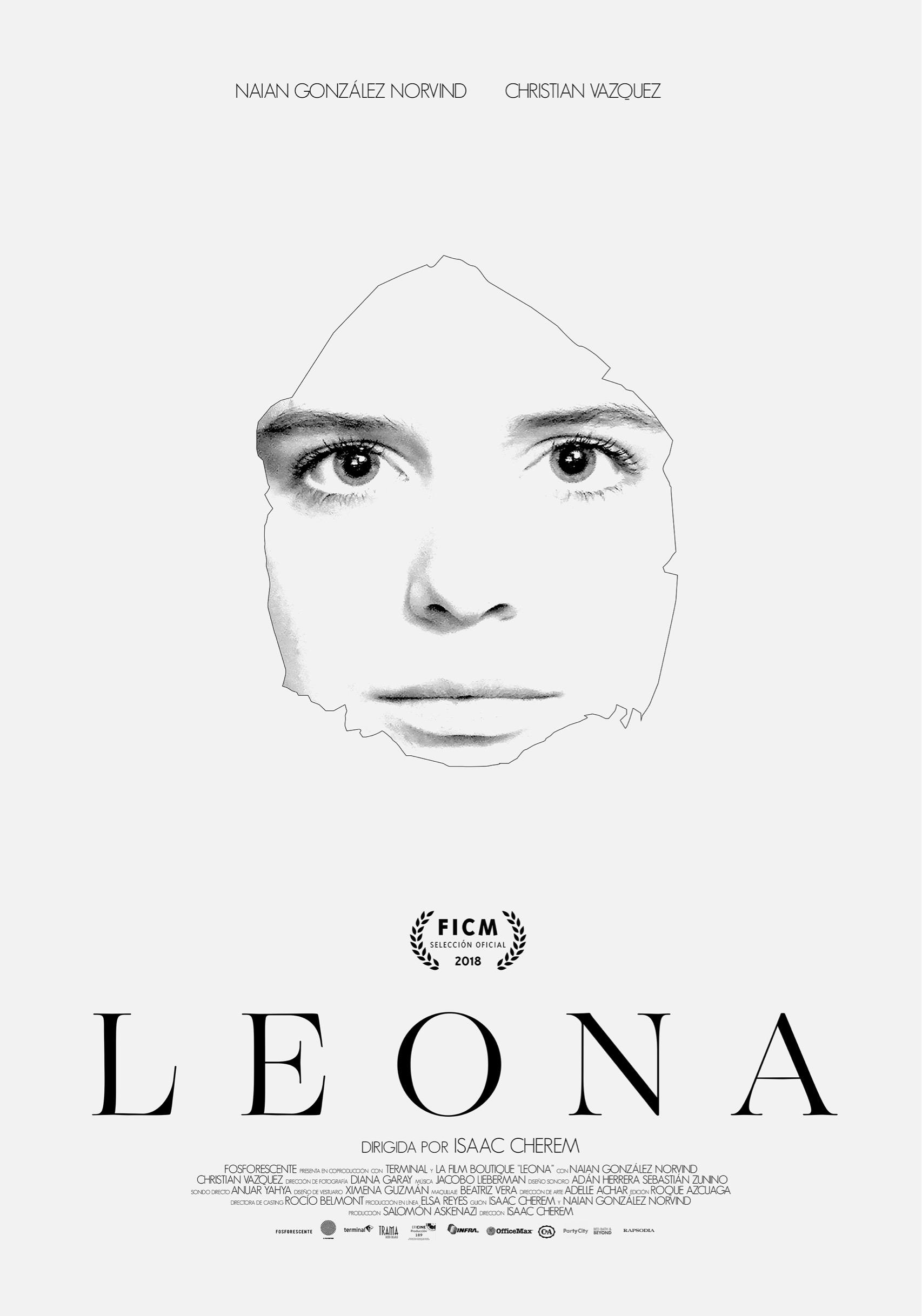 Poster of Leona