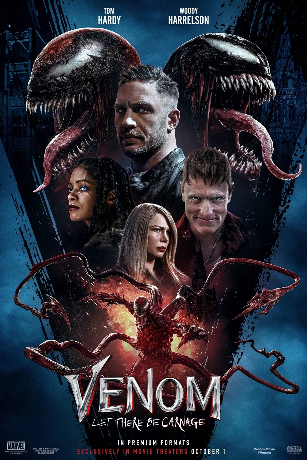 Poster of Venom: Let There Be Carnage