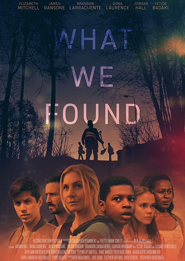 Poster for What We Found