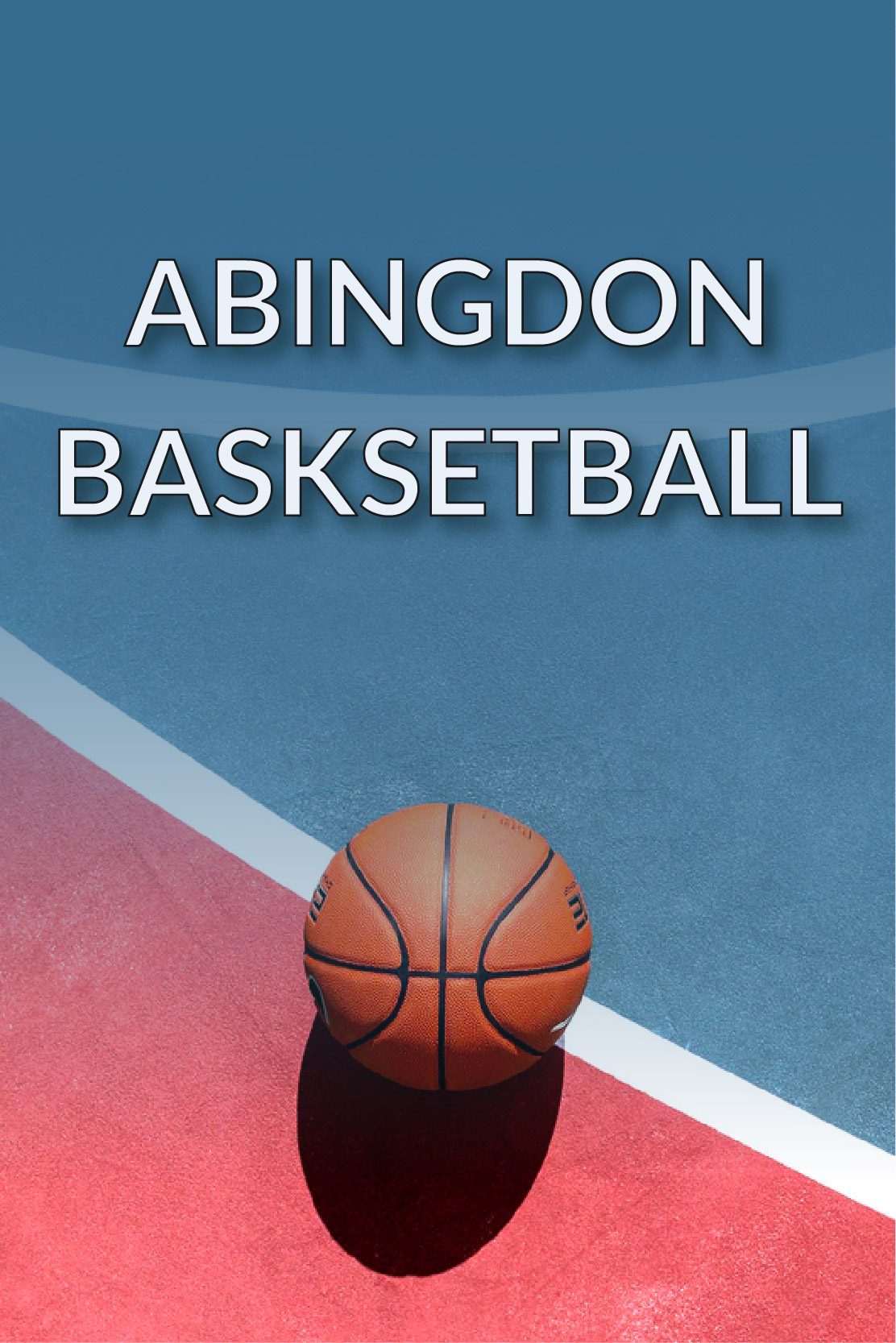 Poster for Abingdon Basketball