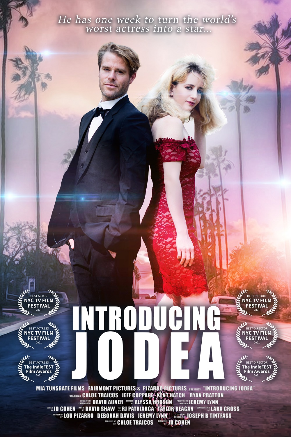 Poster for Introducing Jodea