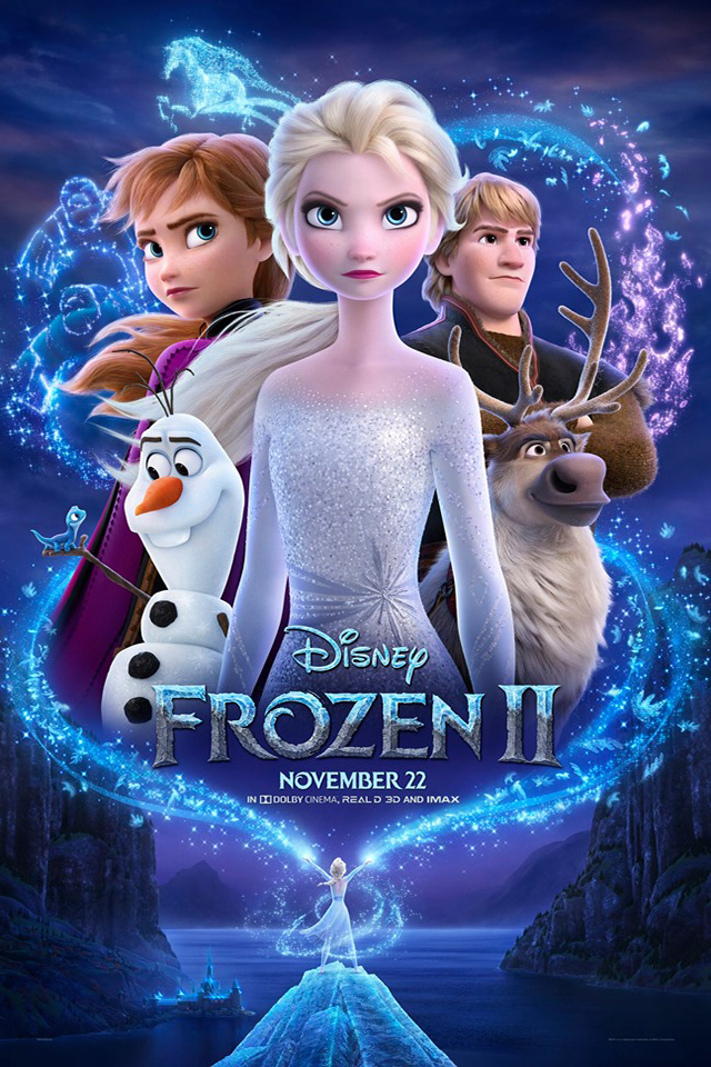 Poster of FROZEN II Family Event