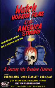 Watch Horror Films: Keep America Strong
