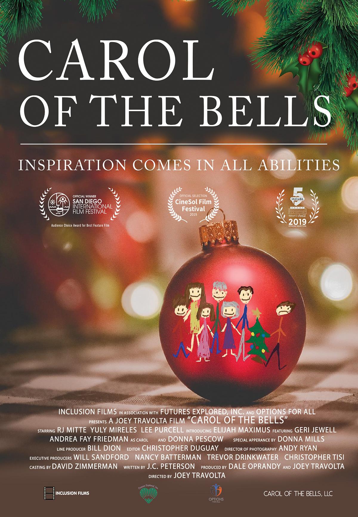 Carol of the Bells Poster