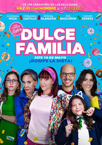 Dulce familia Poster