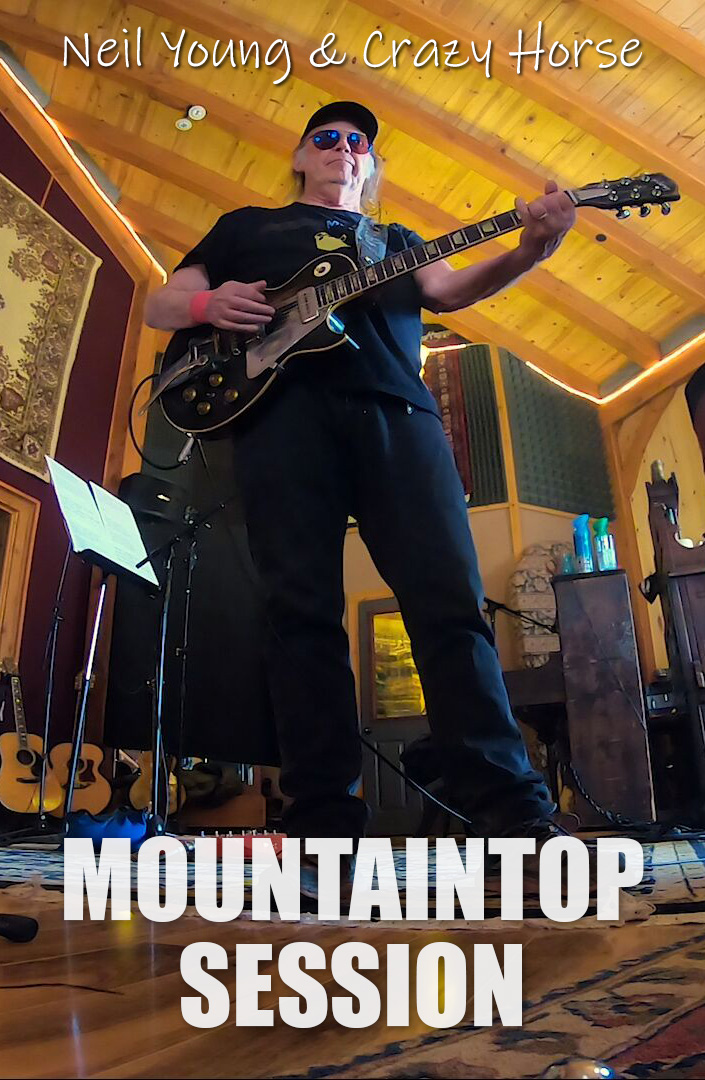 Mountaintop Sessions Poster