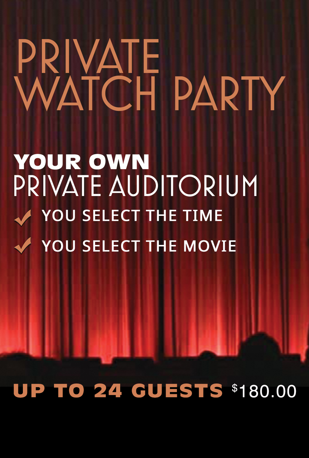 Still of Private Watch Party (24 guests)