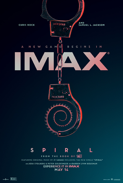 Poster for Spiral: The IMAX 2D Experience