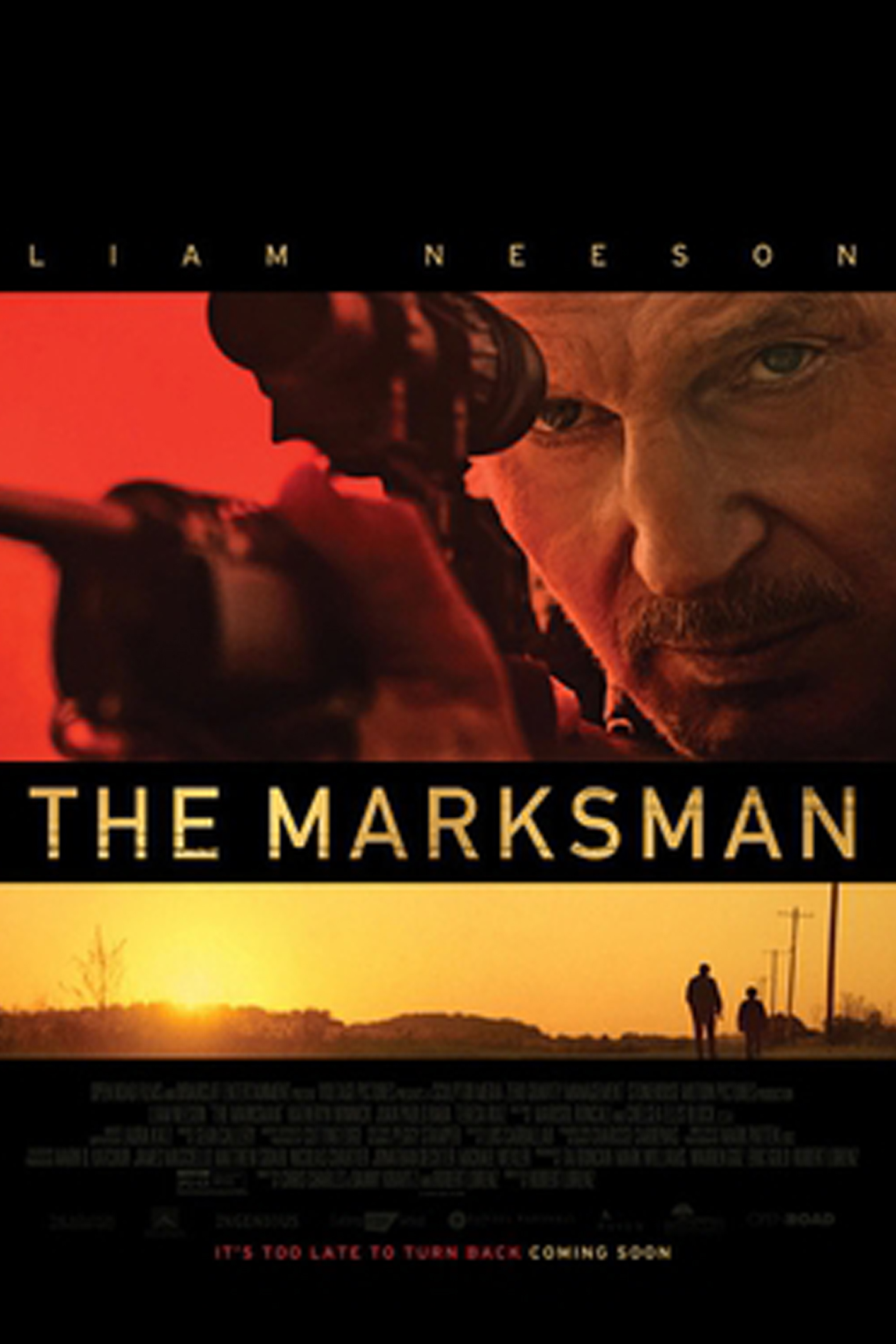 Still of The Marksman