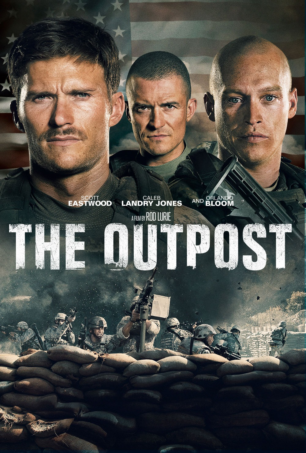 The Outpost: Director's Cut Poster