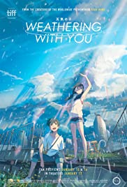 Weathering With You (Encore) Poster
