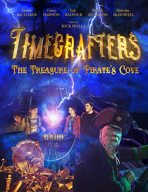 Still of TIMECRAFTERS: The Treasure of Pirate's Cove