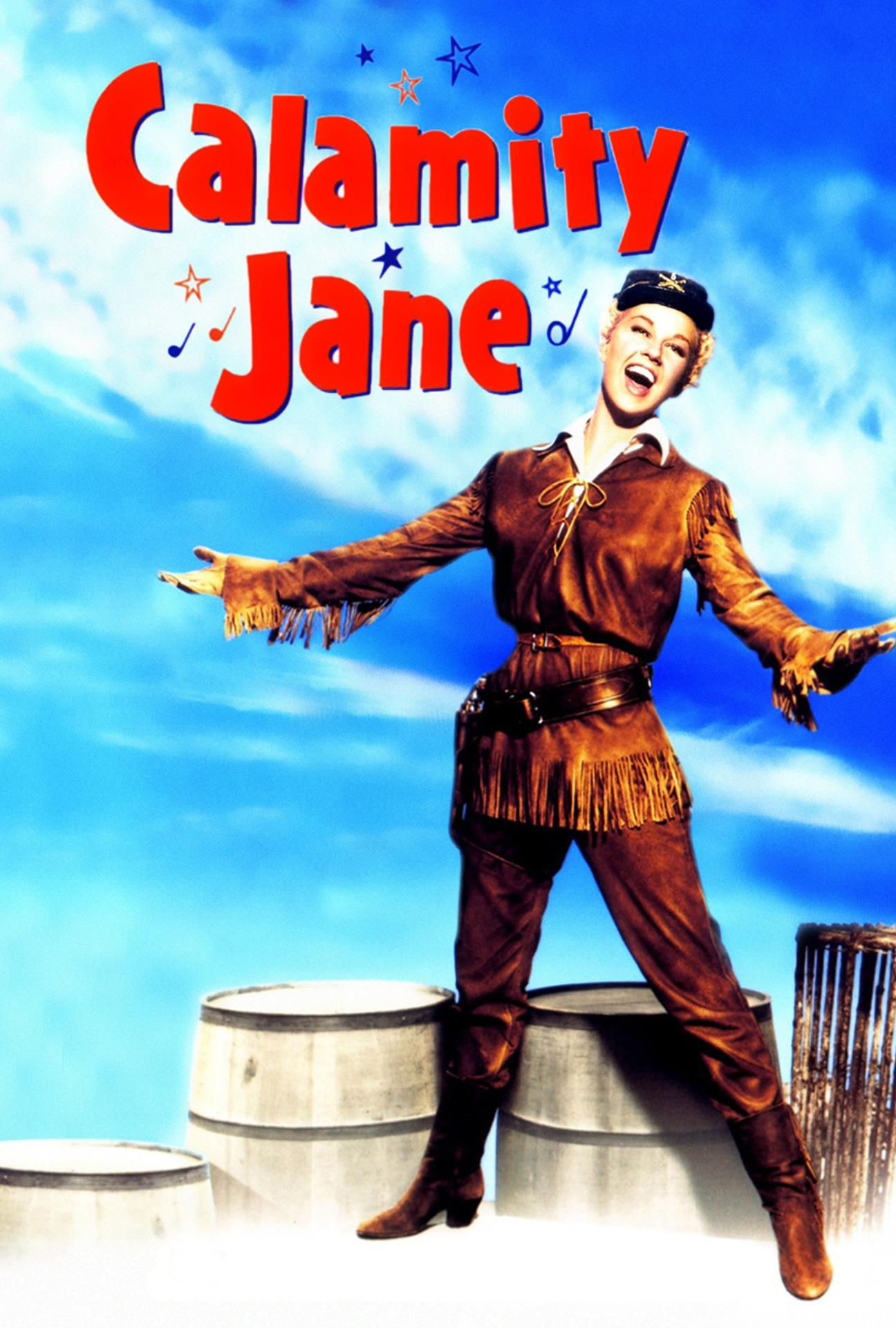 Still of Calamity Jane Sing-A-Long