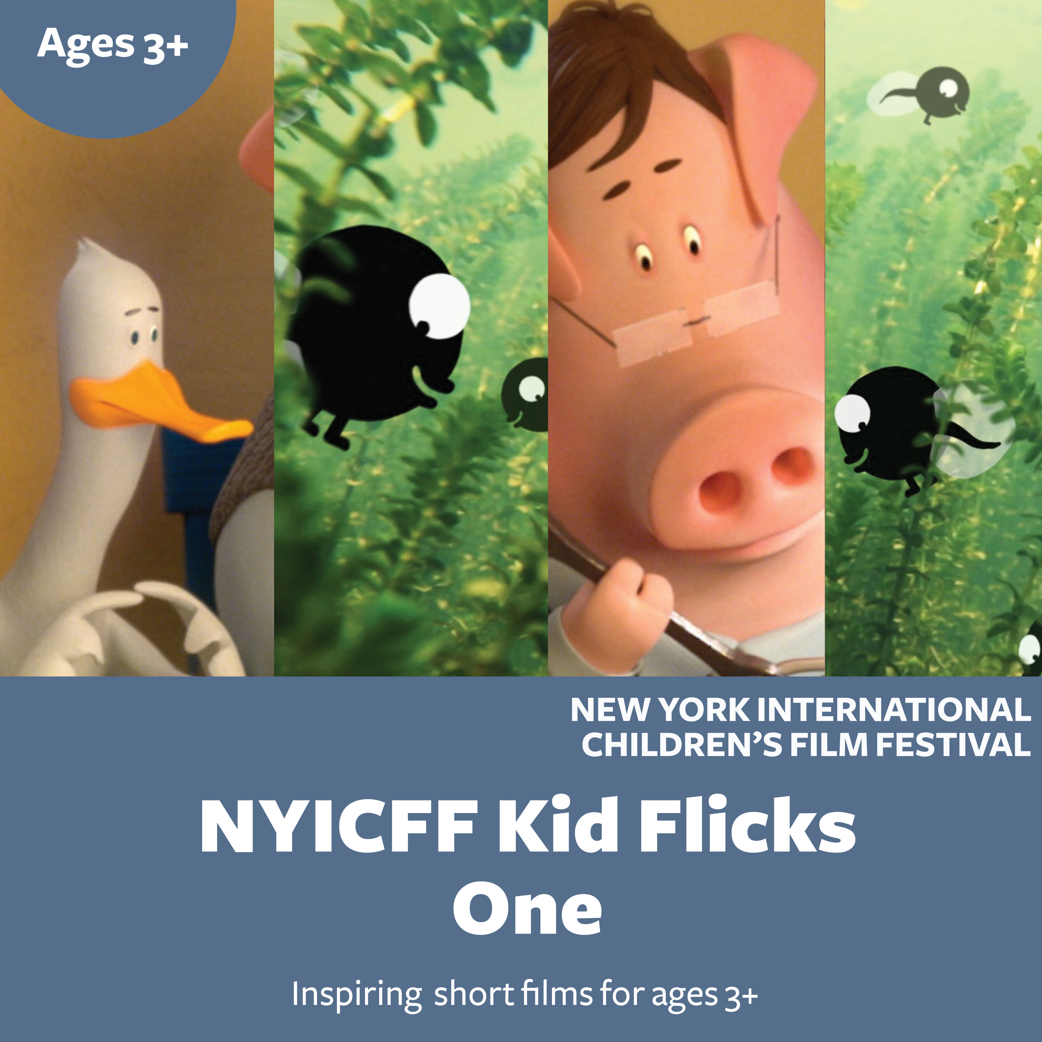 Poster of Kid Flix (ages 3-7) - NYCIFF Best of the Fest