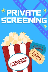 Still ofPrivate Screening