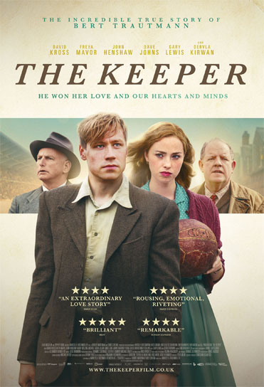 Poster for The Keeper (Trautmann)