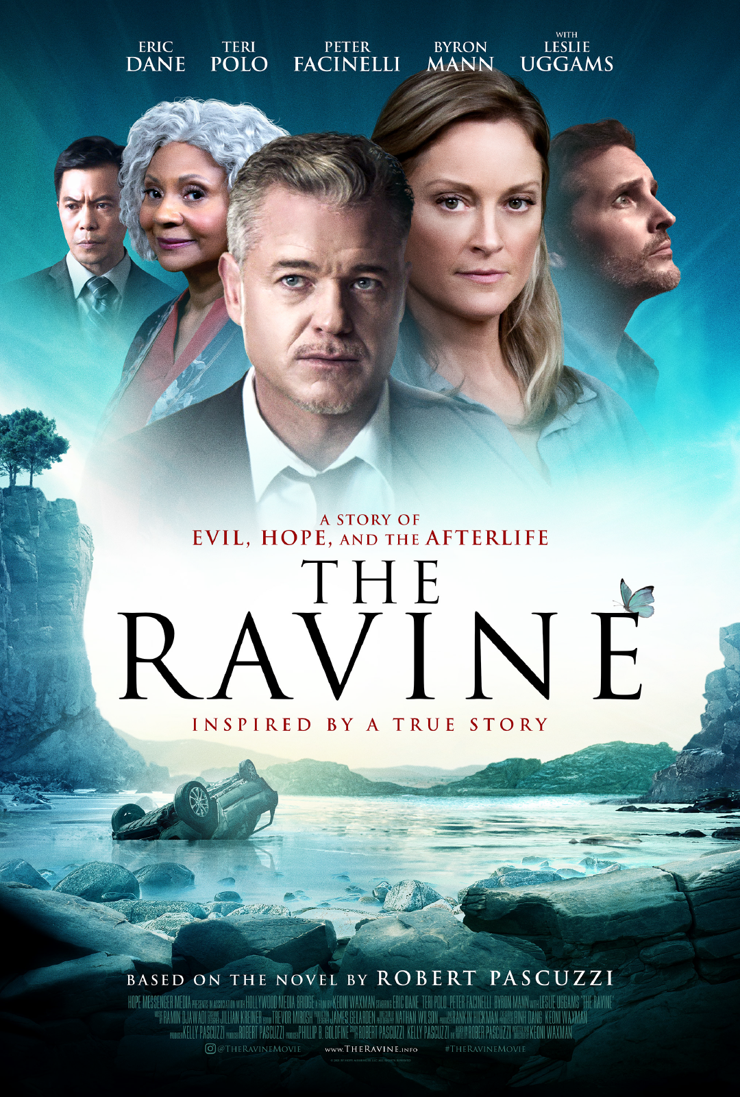 Poster of The Ravine