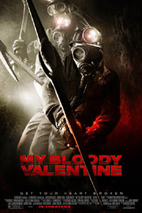 Poster of My Bloody Valentine (2009)