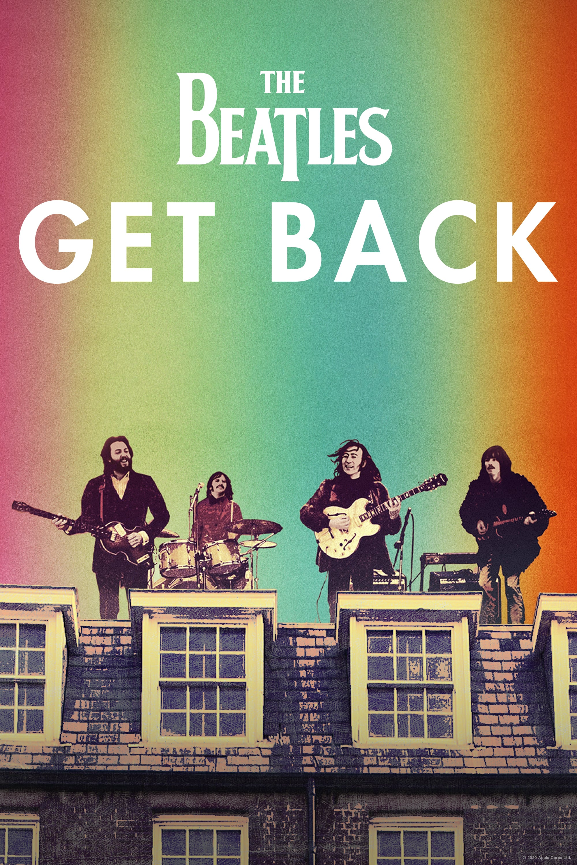 Still of The Beatles: Get Back