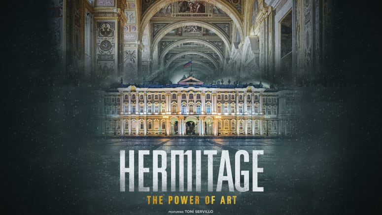 Still of Hermitage- The Power of Art (Virtual)
