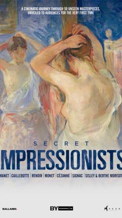 Secret Impressionists (Impressionisti segreti) Virtual