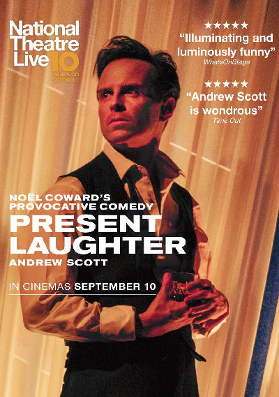 Image 0 for NT Live: Present Laughter