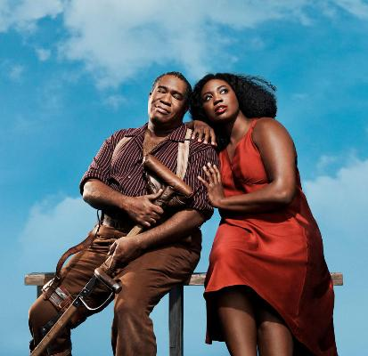Image 0 for The Metropolitan Opera: Porgy and Bess