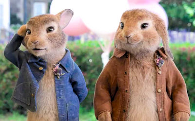 Image 0 for Peter Rabbit 2: The Runaway