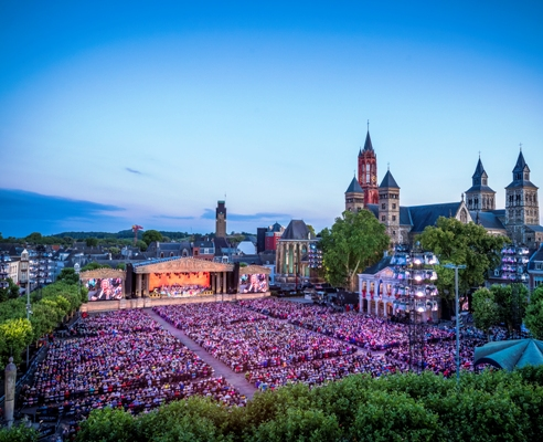 Image 1 for André Rieu's Magical Maastricht: Together in Music