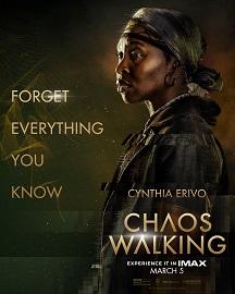Character sheet #0 for Chaos Walking