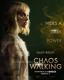Character sheet #1 for Chaos Walking